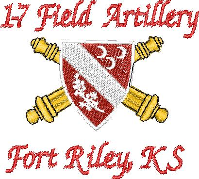 Fort Riley KS, Army Artillery Division