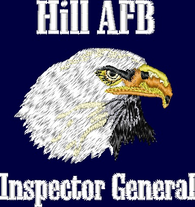 Hill AFB IG Team Logo