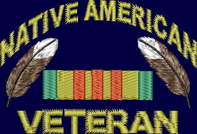 Native american Vet